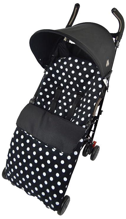 Forro polar saco/Cosy Toes Compatible con Mountain Buggy bebé Duo/Duet/Uno