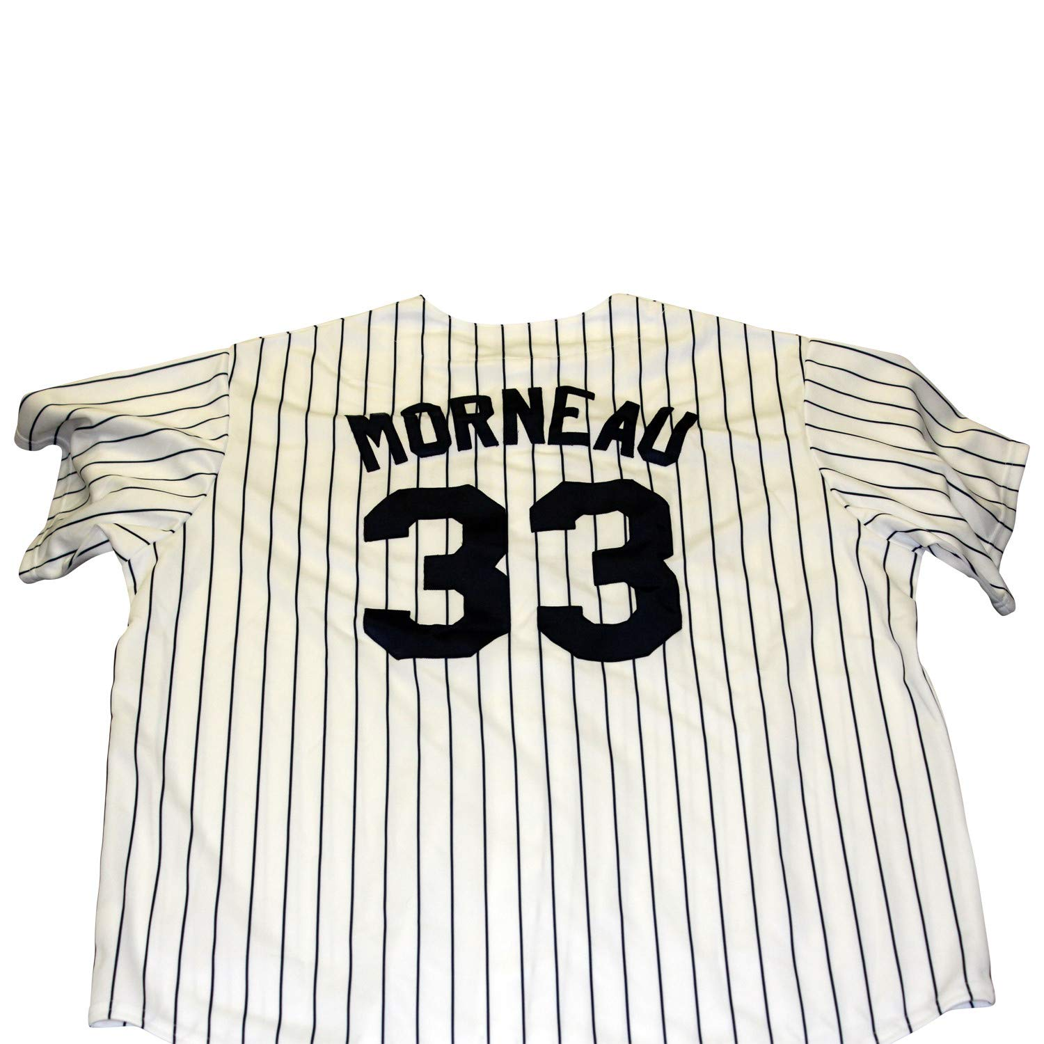 Justin Morneau Minnesota Twins Unsigned Majestic Baseball Jersey - Size XL