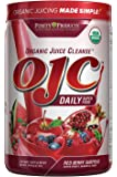 OJC-Purity Products Certified Organic Juice Cleanse (OJC) Red Berry Surprise, 8.47 oz.