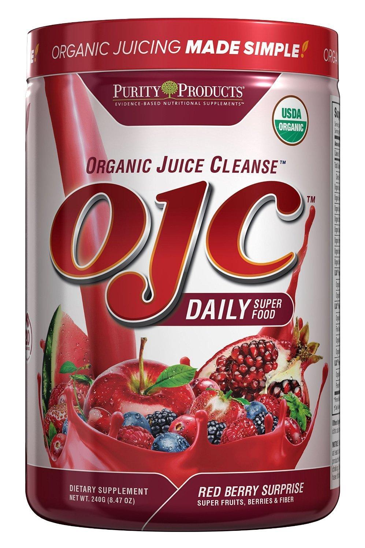 Amazon Com Certified Organic Juice Cleanse Ojc 8 46oz