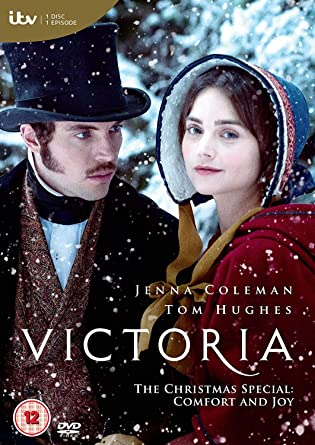 Christmas Special.Victoria The Christmas Special Comfort And Joy Dvd 2017
