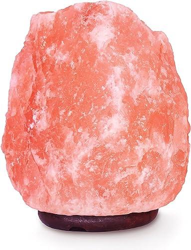GOODKARMA Himalayan Salt Lamp Natural Pink Crystal