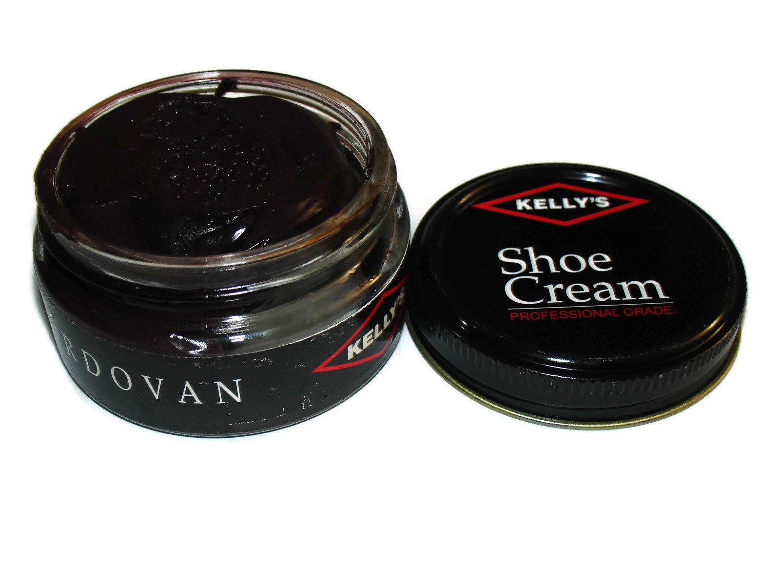 Kelly\'s Shoe Cream - Limpiabotas profesional - 1.5 o (GYZU)