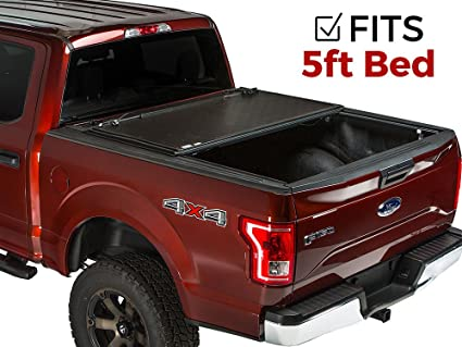 2005 2017 Nissan Frontier 5 FT. Bed GATOR EVO Hard Folding Bi Fold