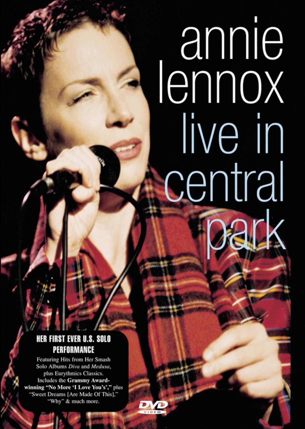 Annie Lennox - Live in Central Park by Sony Legacy