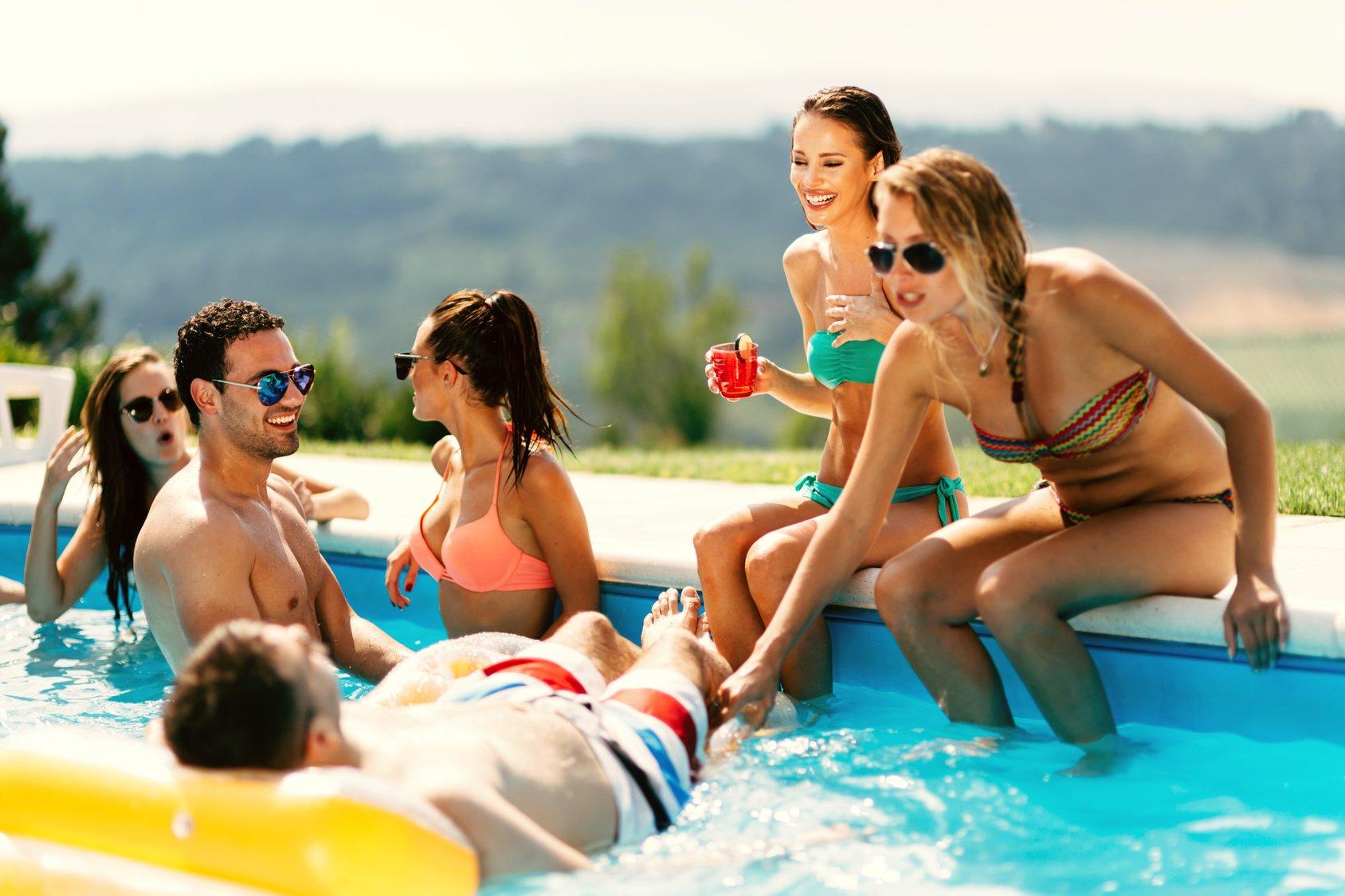 JetSup Big Money Glow in The Dark 100 Bill Inflatable Pool Float