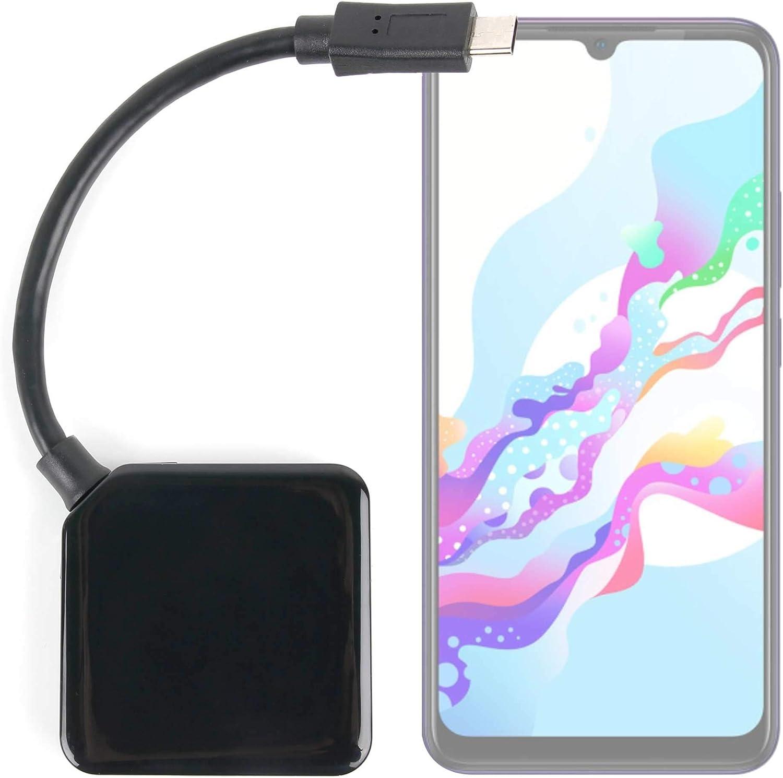 DURAGADGET Ladrón USB con Doble Puerto de Entrada USB y Salida USB C Compatible con Smartphone Vivo Z5, ZTE Nubia Z20: Amazon.es: Electrónica