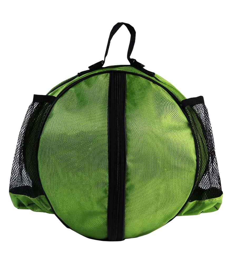 Green Outdoor Sports Water Proof Ball Storage Bag Sports Equipment Bag