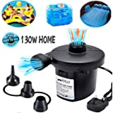 USB Electric Air Pump Inflator for Inflatables Camping Bed Pool Kayak Boat Car
