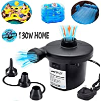 WALLE Electric Air Pump for Inflatables Airbed Mattress Pump Paddling Pools Toys Inflate Deflate Pump