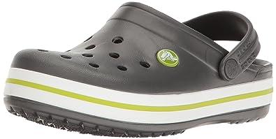 69b0db6beaa6c Crocs Unisex Kids  Crocband Clog K Gpt Vgr  Amazon.co.uk  Shoes   Bags