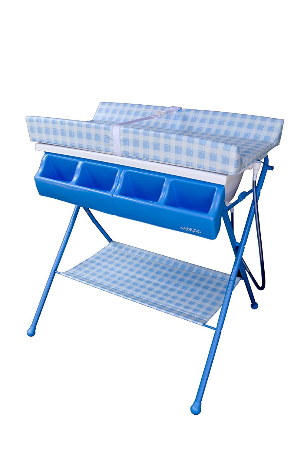 Amazon.com : Baby Diego Bathinette Standard, Blue : Baby Bathing Seats And  Tubs : Baby