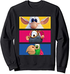 Booba & Friends Eyes Sweatshirt