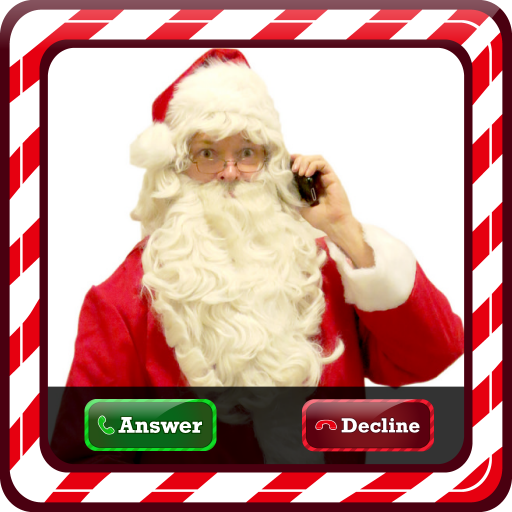 (Santa Claus Video Live Call)