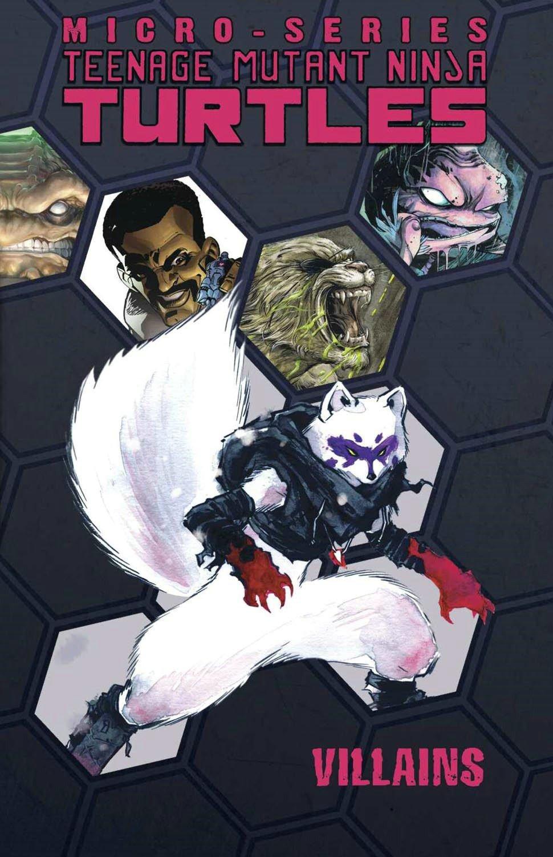 Teenage Mutant Ninja Turtles: Villain Micro-Series Volume 1 ...