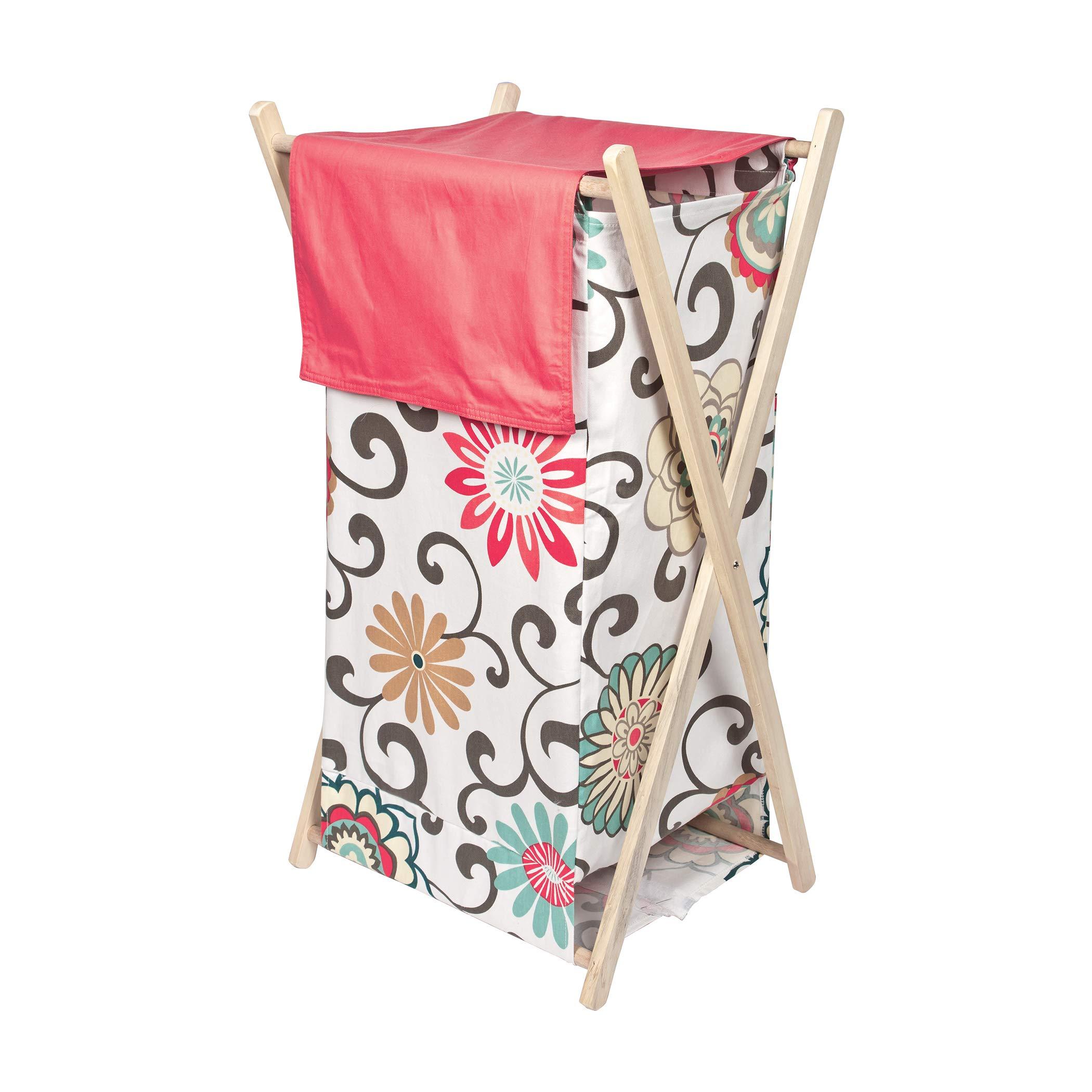 Storage Laundry Basket - Nursery Storage - Play Hamper Set by Basket Bins