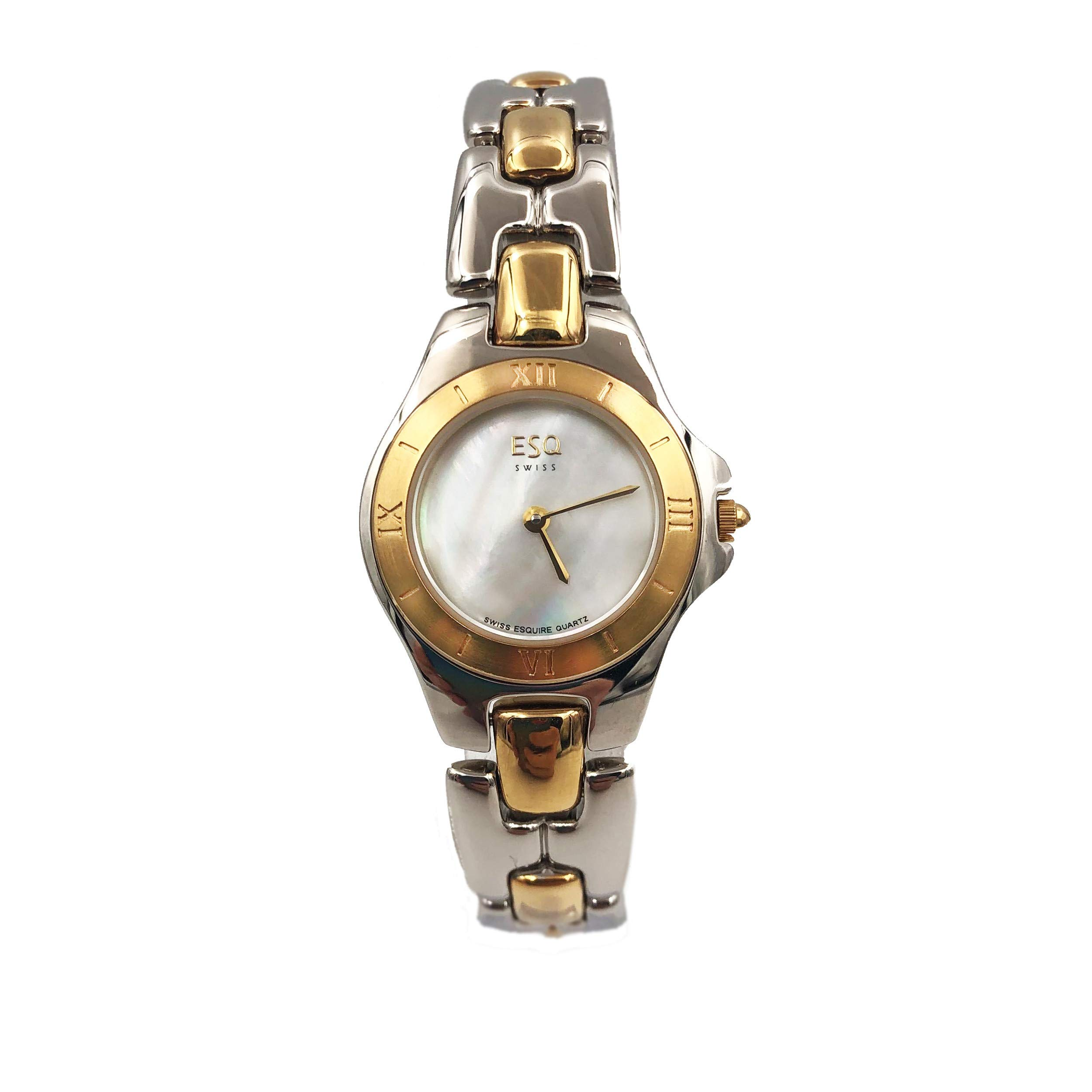 ESQ Contessa Quartz Female Watch 07100426 (Certified Pre-Owned)