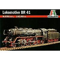 Italeri 8701S - Locomotora BR 41 (escala 1/87)