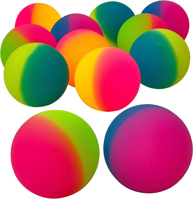 Bedwina Super Bouncy - Bolas de Billar (12 Unidades, 2,35 Pulgadas ...
