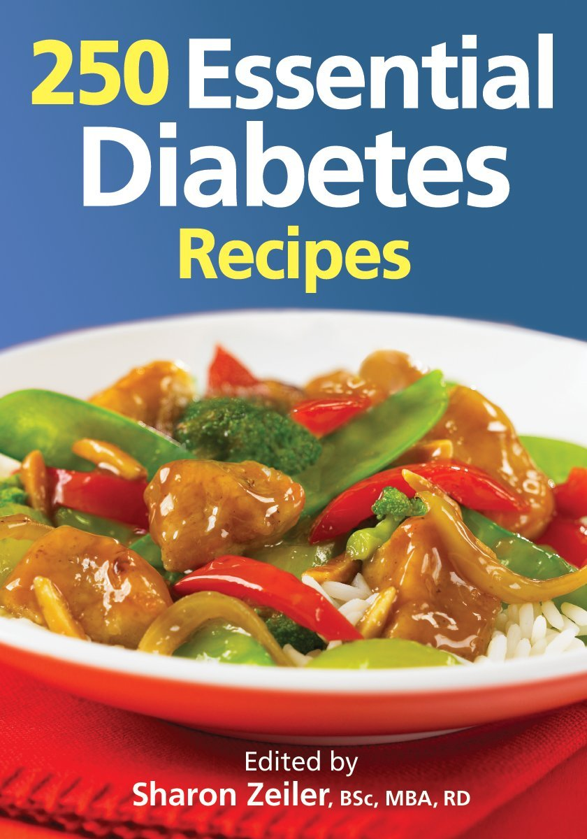 250 essential diabetes recipes sharon zeiler bsc mba rd 250 essential diabetes recipes sharon zeiler bsc mba rd 9780778802709 amazon books forumfinder Images