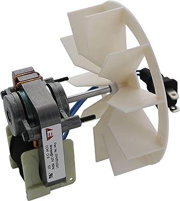 BROAN 97012041 Motor and Blower Wheel