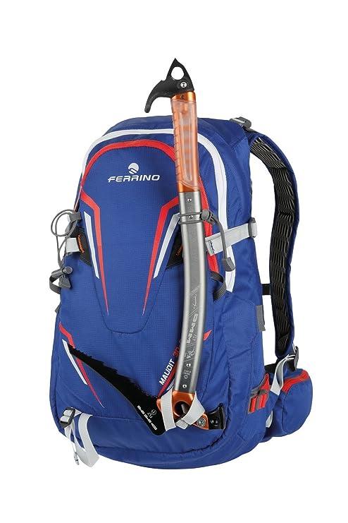 608040c007 Ferrino Maudit Zaino Escursionismo, Blu, 30/5 LT: Amazon.it: Sport e tempo  libero