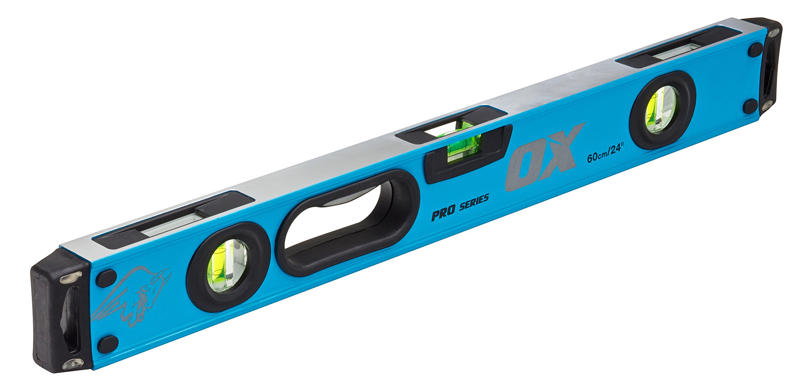 OX Tools Heavy-Duty Box Level - 24''