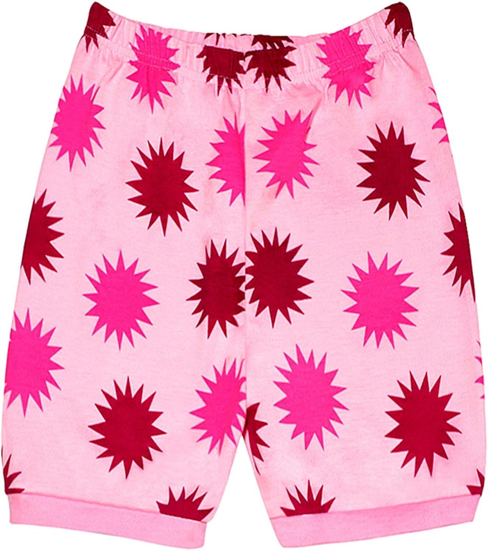 Qtake Fashion 1-12 Years Girls Pajamas Children Clothes Set Deer 100/% Cotton Little Kids Pjs Sleepwear
