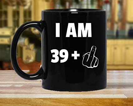 40th Birthday Gift Gifts For Women And Men Mug