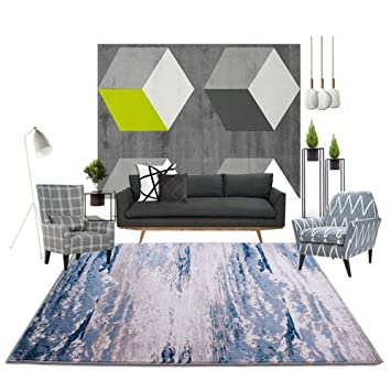 Bon Decorative Rugs Modern Carpet Rectangle Mats For Bedroom Living Room Study  Simple Nordic Abstract Art Restaurant