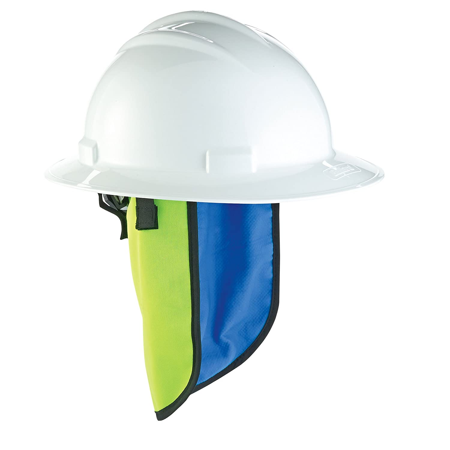 Ergodyne Chill-Its 6670CT Evaporative Cooling Hard Hat Neck Shade