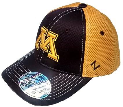 online store 09ed8 d141b Zephyr Minnesota Gophers  quot Rally 2 ZFit quot  Mesh FlexFit NCAA Cap Hat  (