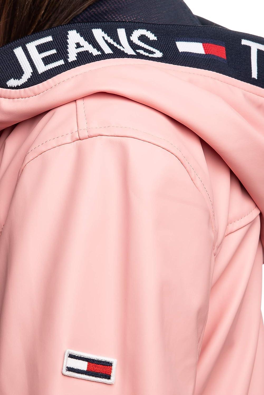 Tommy Jeans DW0DW07579 Tape Detail JACKEN UND M/ÄNTEL Damen