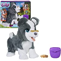 FurReal Friends, the Trick-Lovin' Interactive Plush Pet Toy, 100+ Sound-and-Motion Combinations, Ages 4 and Up