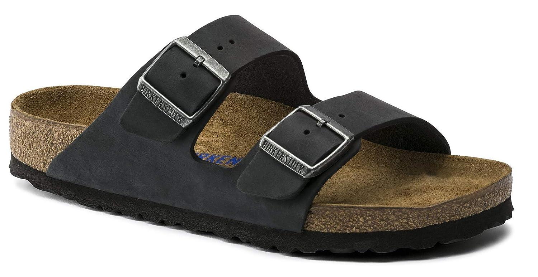 fd205e22fcde9 Amazon.com: Birkenstock ARIZONA BLACK OIL LTR 35: Shoes