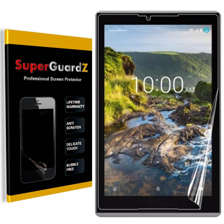 Skinomi Clear Screen Protector for Verizon Ellipsis 8