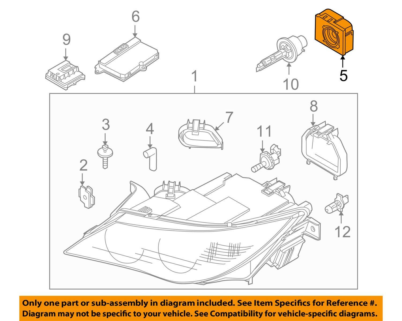 BMW 63-12-6-919-886 IGNITION ELEMENT XEN