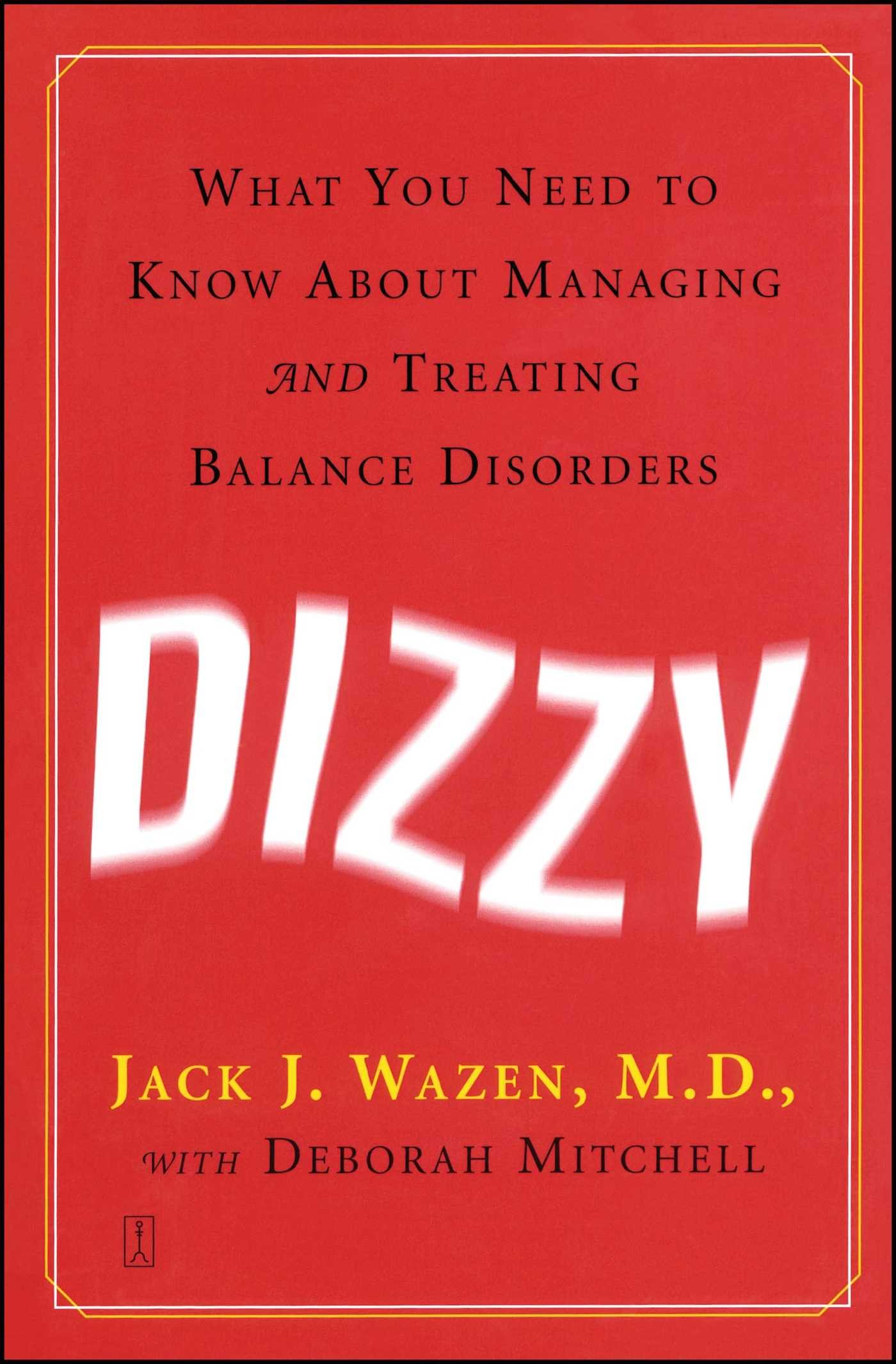 Dizzy Managing Treating Balance Disorders product image