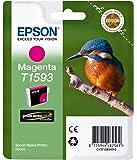 Epson T1593 Cartouche d'encre d'origine pour Stylus Photo R2000 Magenta