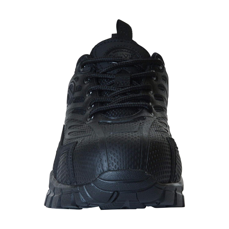 Oliver by Honeywell OL25010-BLK-105 Oliver Circuit Series Womens Steel Toe Sneakers