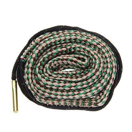 Bore Snake Cleaner .308 30-30 30-06 300 303 Cal /& 7.62mm Gun Boresnake Cleaning