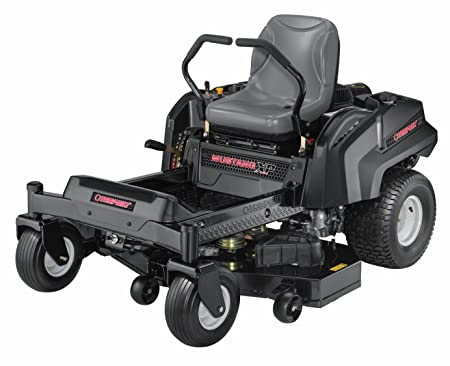 Troy-Bilt Super Mustang XP Riding Lawn Mower with 50-Inch Deck and 724cc Briggs Stra