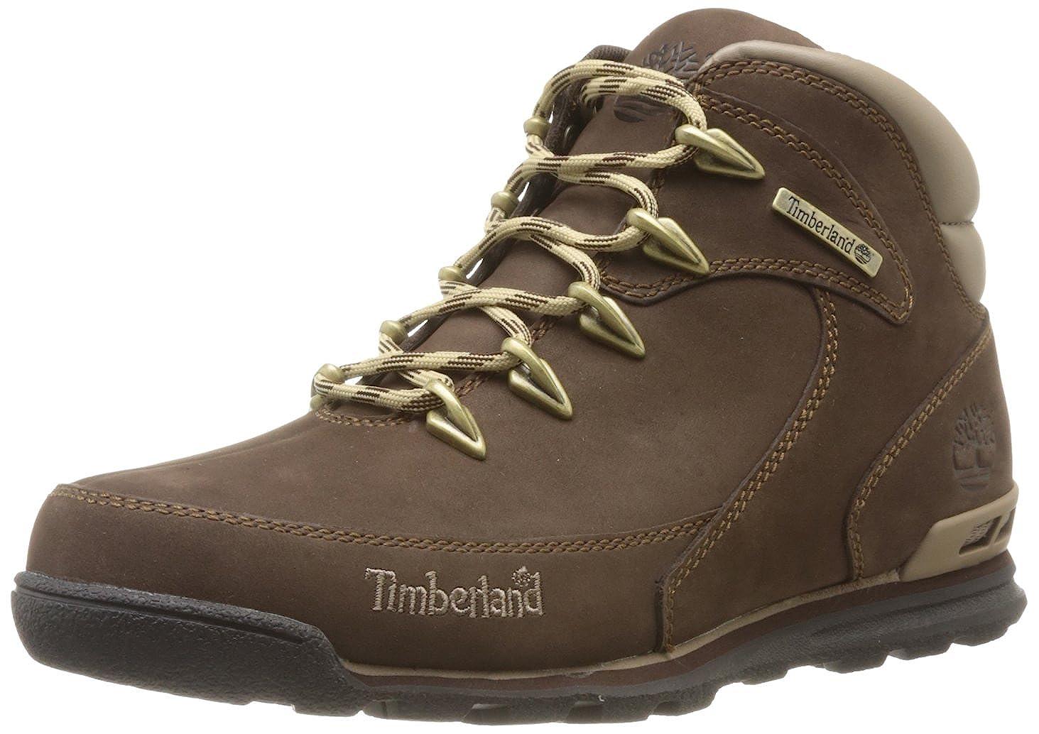 e7fa9a4fc4c Timberland Euro Rock Hiker, Botas Chukka para Hombre: Amazon.es: Zapatos y  complementos