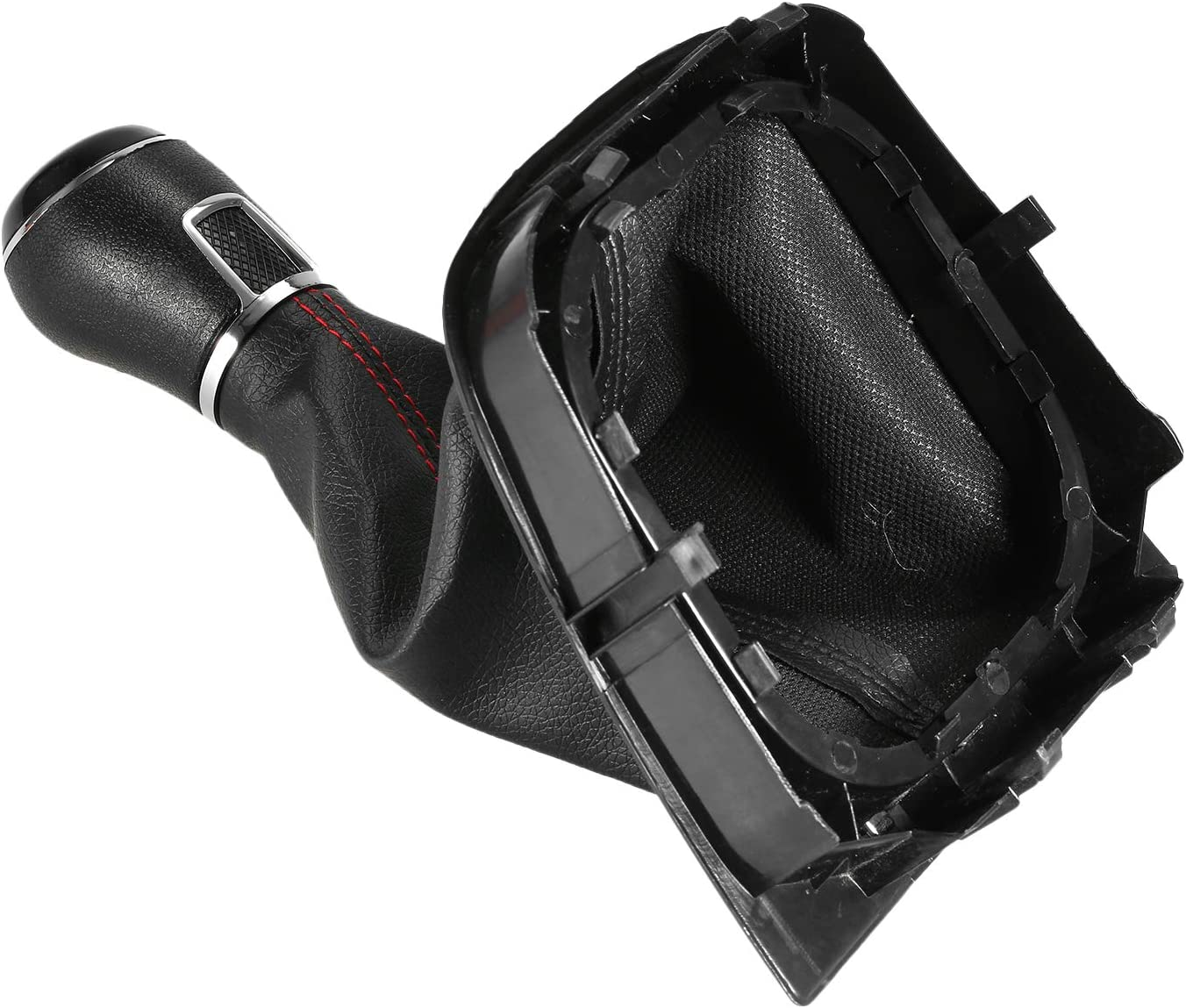 XLTWKK 5-Gang-Auto Handschaltknauf Schalthebel Hebelkopf Handballkoffer f/ür Hyundai Elantra I30 Kia Forte Soul