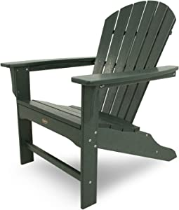 Trex Outdoor Furniture Cape Cod Adirondack Chair, Rainforest Canopy