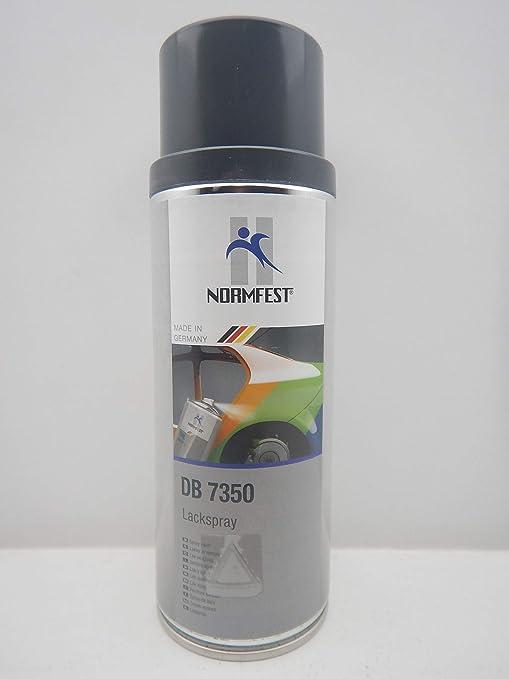Normfest Novagrau Grau Ral 7350 Mercedes Benz Lack Lackspray Spray Spraydose 400ml 1 Auto