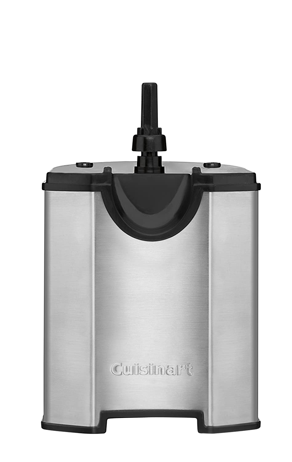 Cuisinart CCJ-500 Pulp Control Citrus Juicer, Brushed Stainless half