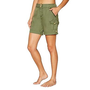 02a0cc1327 Mantaray Khaki Poplin Cotton Shorts: Mantaray: Amazon.co.uk: Clothing