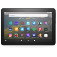 Deals on Amazon Fire HD 10-in Tablet 32 GB with App and Case Vouchers