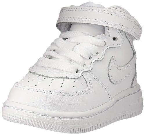 Nike Blanco 2 nos Bebés y Niños Zapato Zapatos para bebés y